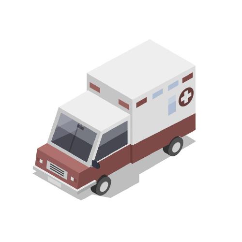 imagen de ambulancia