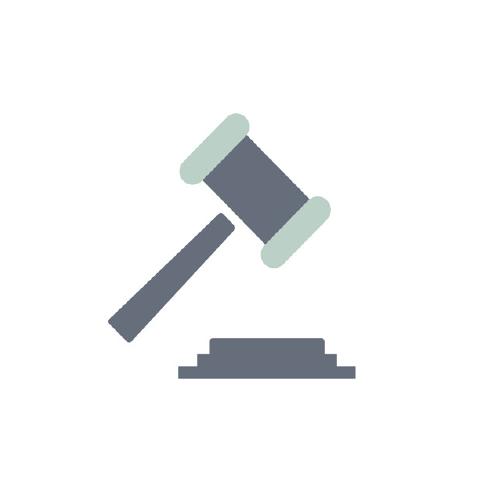 imagen de martillo de juez
