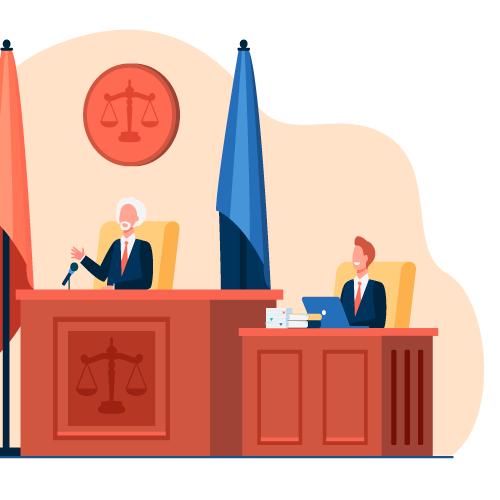 imagen de juez